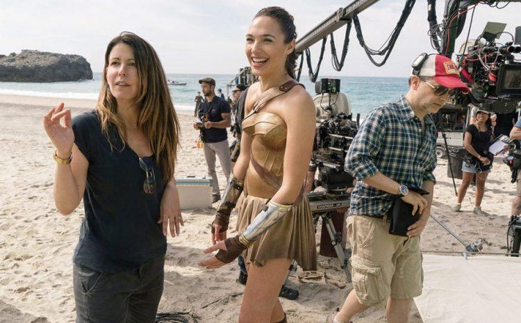 Wonder Woman en Almería